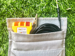 Travel Grounding Tote -- take everything you need with you!