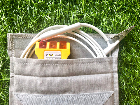 Grounding Tote: take everything you need with you!