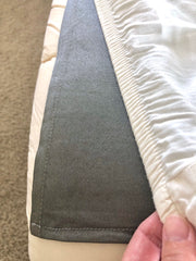 Mattress Shield -- blocks radiation sources underneath your bed