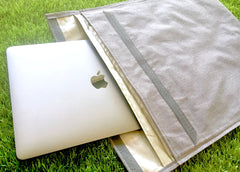 Grounding & Shielding Laptop Case: safer laptop use