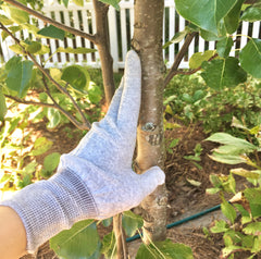 Grounding Gloves: ground outside while staying warm!