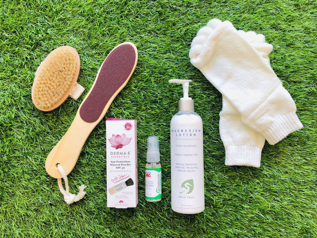Grounding Kit: Carefree Barefoot Summers