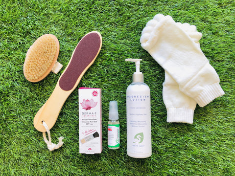 Grounding Kit: Barefoot Summers