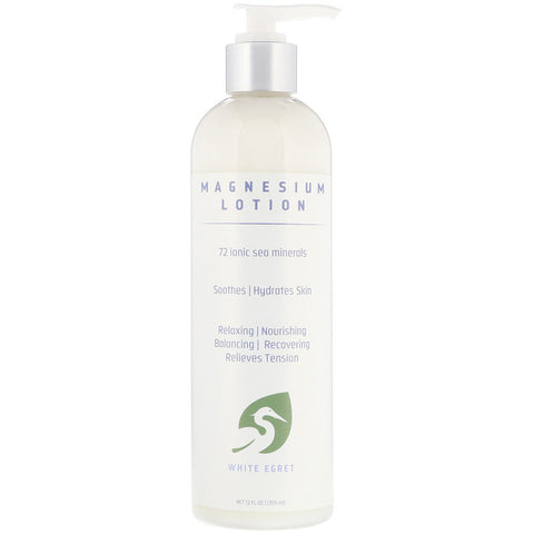 Trace Mineral Lotion -- Enhance Conductivity Instantly
