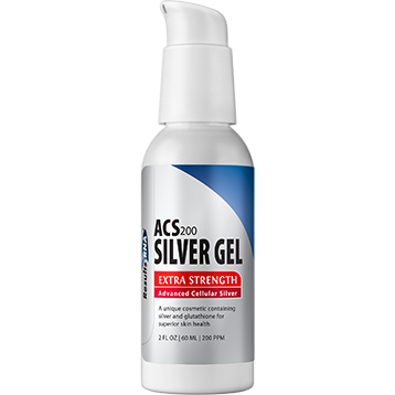 Silver Gel: Antimicrobial & EMF Shielding Topical Gel