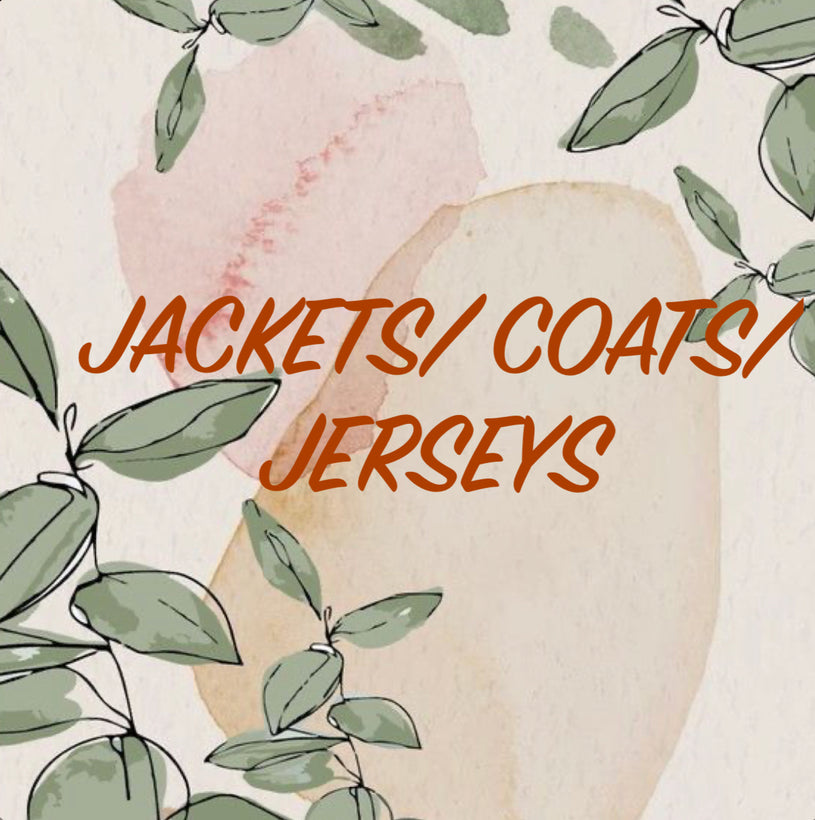 Jackets/Jerseys