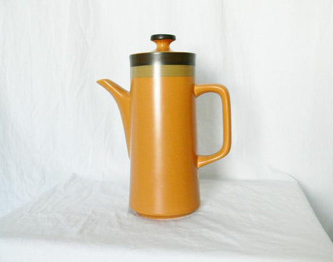 Tall Vintage Coffee/ Teapot