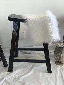 Faux Fur Small Rug (matches the dresser chair)