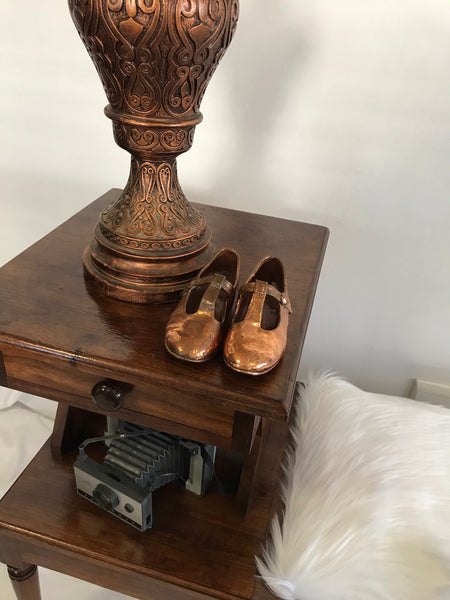 Antique Brass/Copper Decor