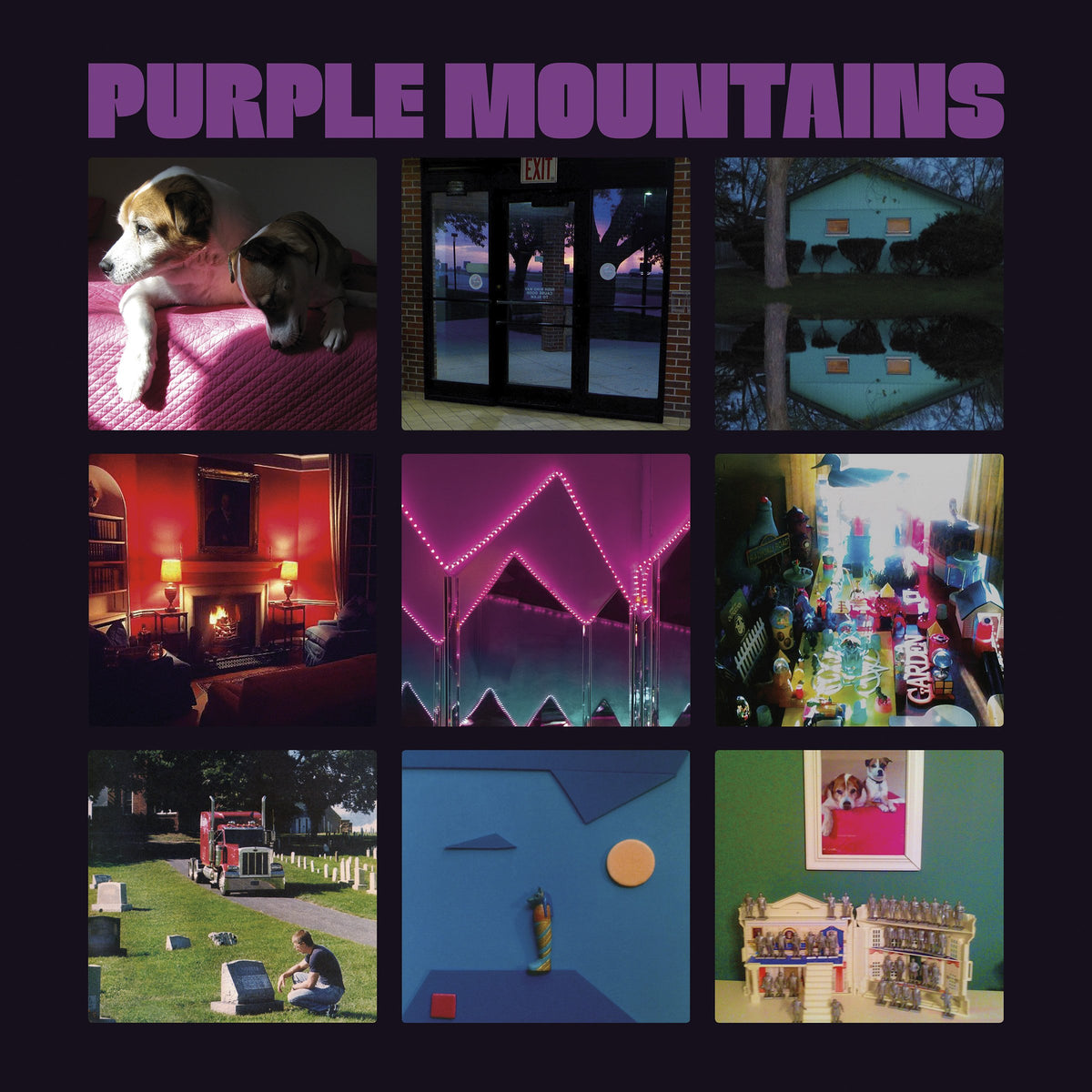 Purple Mountains - Purple Mountains