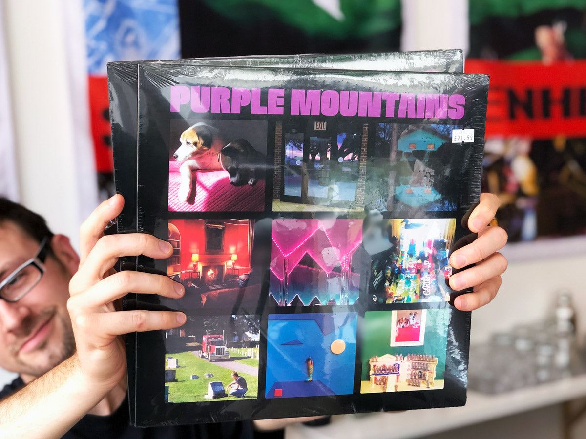 ROTW: Purple Mountains, Penelope Isles, Tycho and Khruangbin