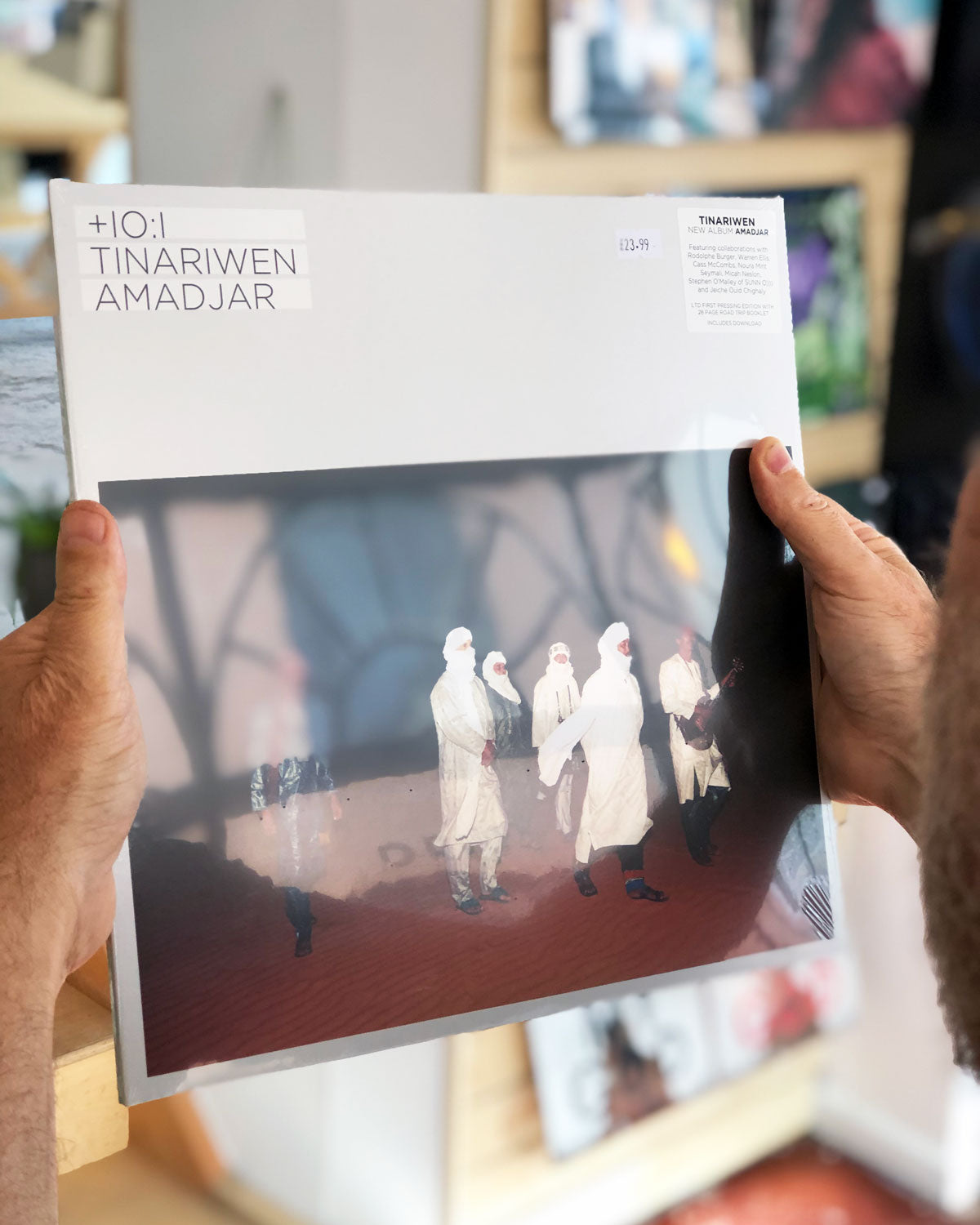 ROTW: Tinariwen, Bat For Lashes, Kindness, Frankie Cosmos and Iggy Pop.