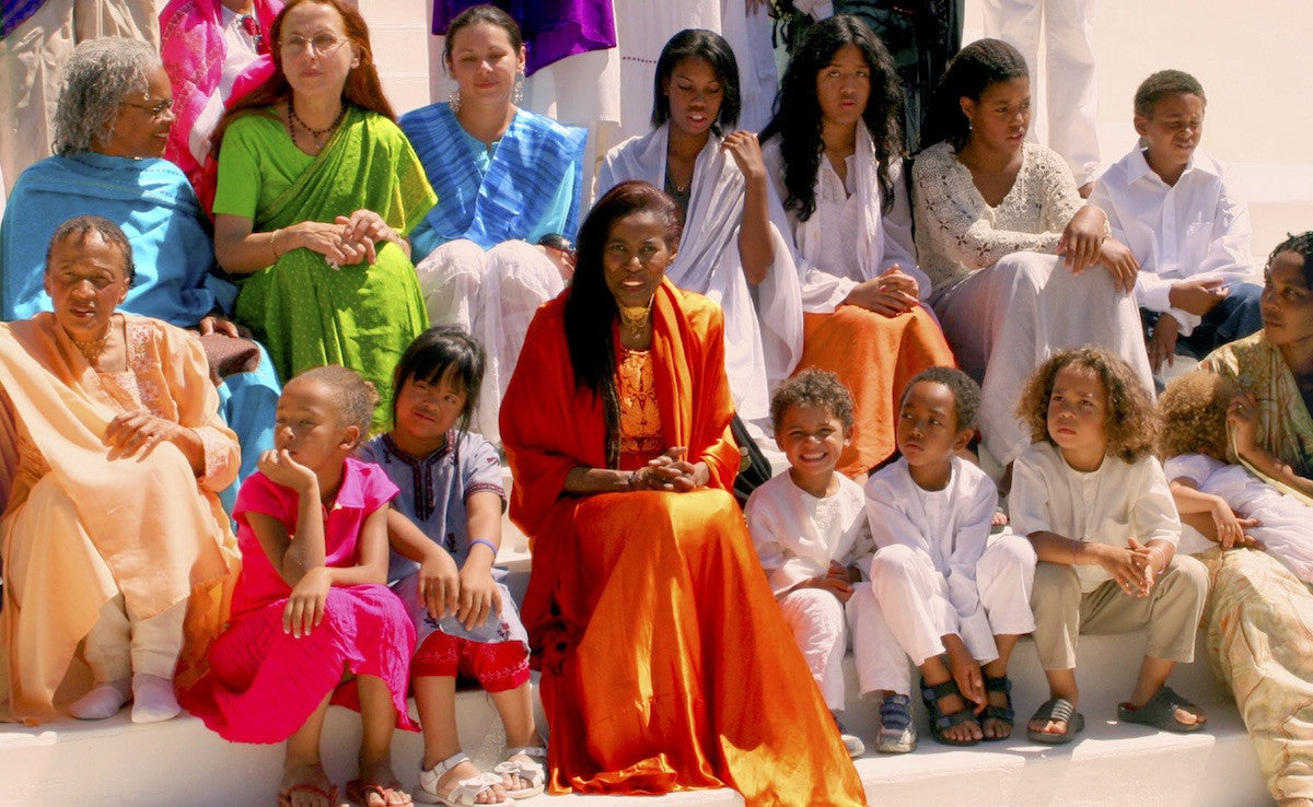 Alice Coltrane's spiritual journey