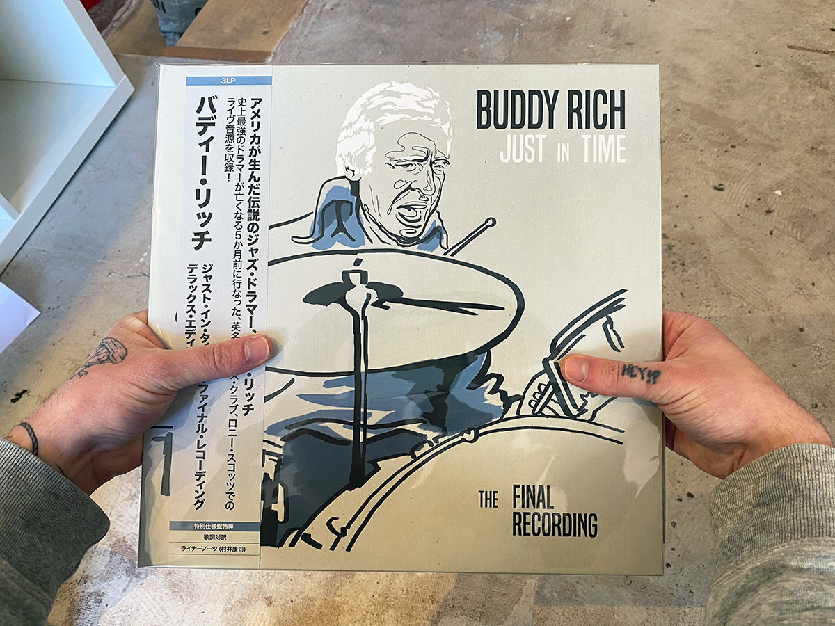 Buddy Rich Just In Time: The Final Recording
