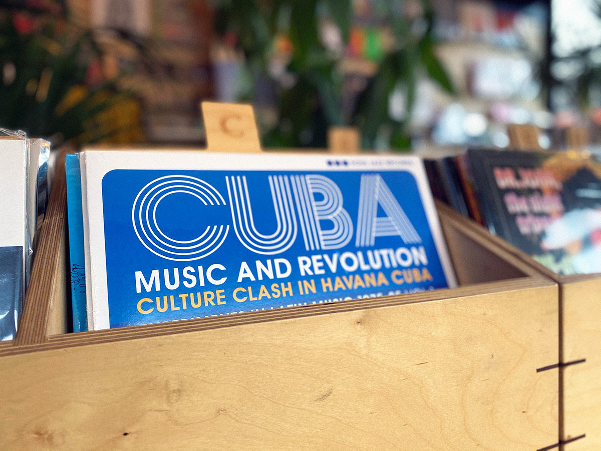 Music and Revolution: Culture Clash in Havana: Experiments in Latin Music 1975