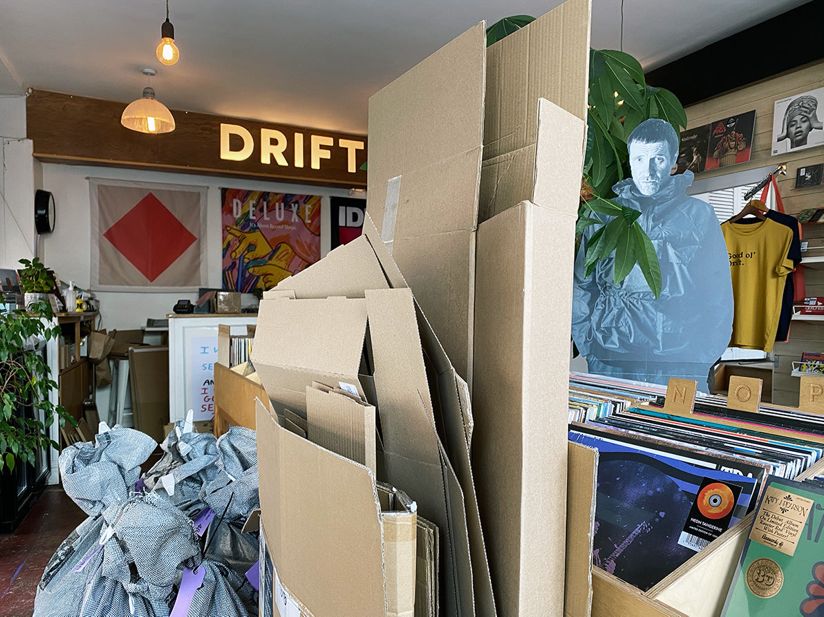 Drift Record Shop