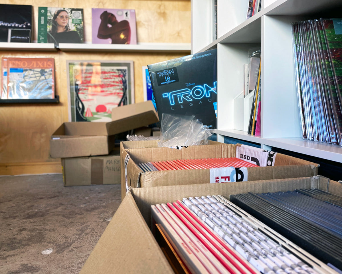Record Store Day - Tron