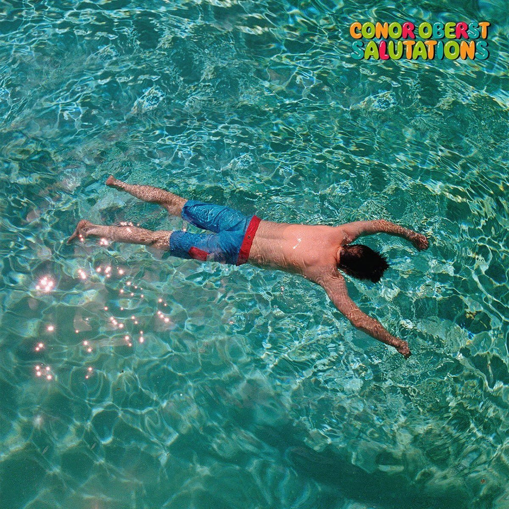 Conor Oberst - Salutations - Drift Records