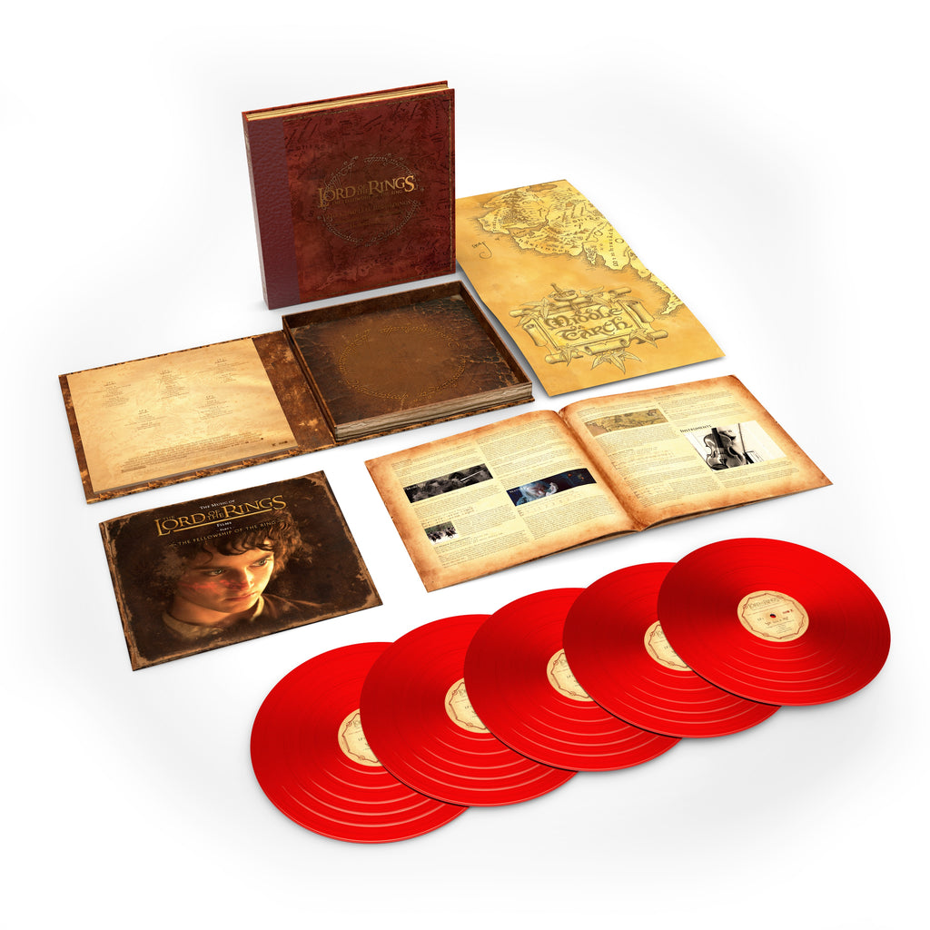 Howard Shore - The Lord Of The Rings: The Fellowship Of The Ring, The Complete Recordings