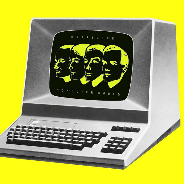 Kraftwerk - Computer World [2020 Colour Repress]