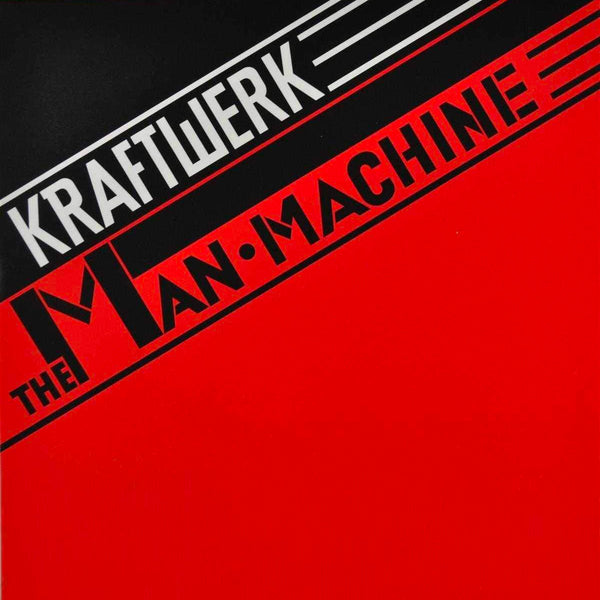 Kraftwerk - Man Machine [2020 Colour Repress]
