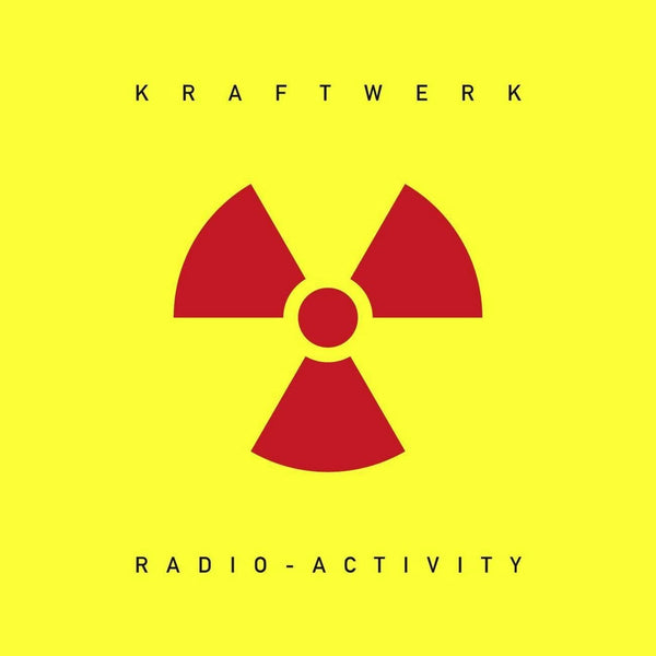 Kraftwerk - Radio Activity [2020 Colour Repress]