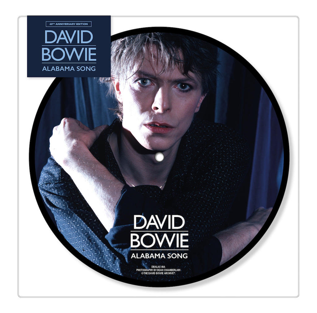 "David Bowie - Alabama Song [40th Anniversary 7"" Picture Disc]"