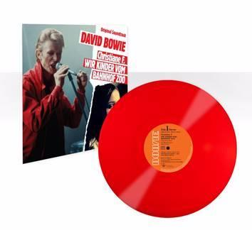 David Bowie - Christiane F. [Wir Kinder Von Bahnof Zoo] - Drift Records