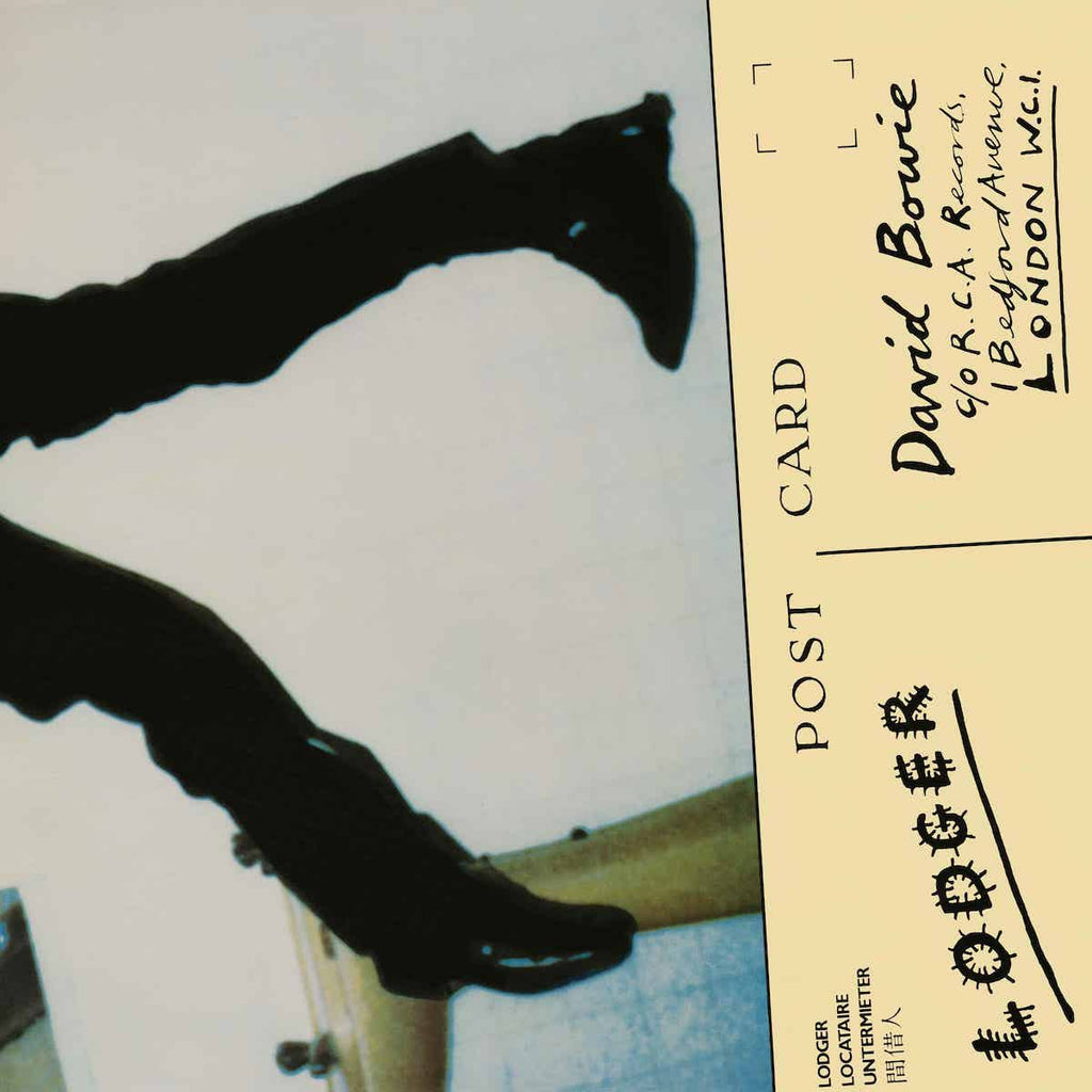 David Bowie - Lodger - Drift Records