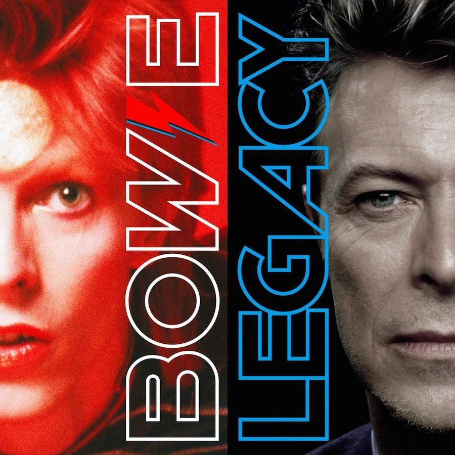 David Bowie - Legacy - Drift Records