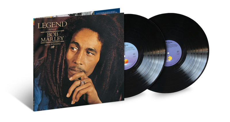 Bob Marley & The Wailers - Legend [The Best of]