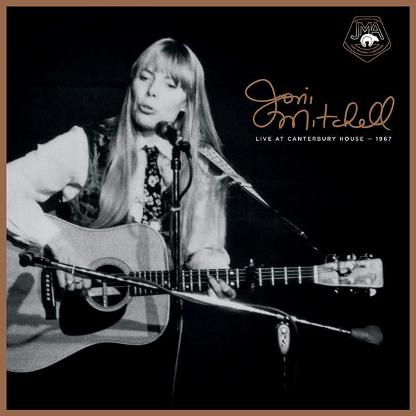 Joni Mitchell - Live at Canterbury House – 1967
