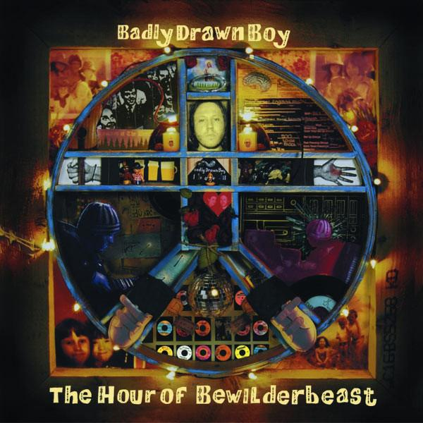 Badly Drawn Boy - The Hour Of Bewilderbeast - Drift Records