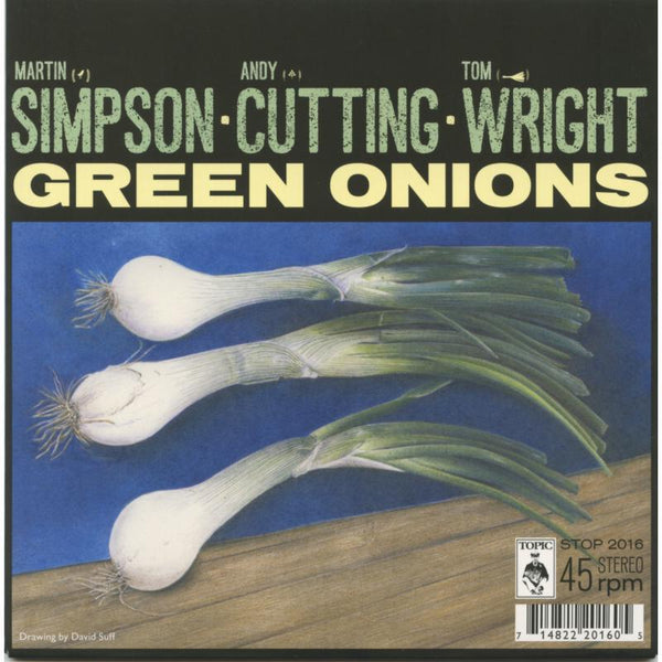 Martin Simpson & Friends - Green Onions / Willie Taylor