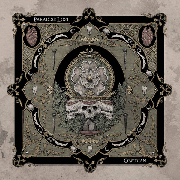 Paradise Lost - Obsidian