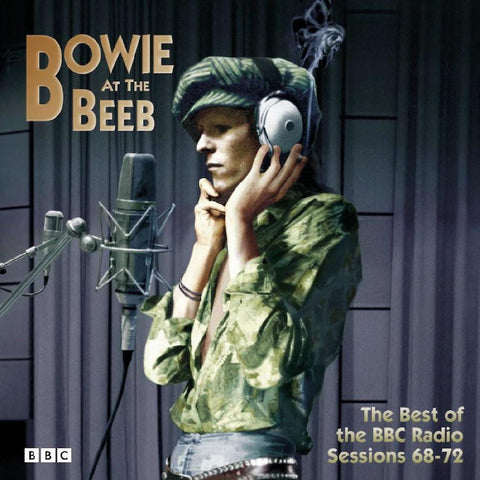 David Bowie - Bowie at the Beeb: The Best of the BBC Radio Sessions '68 - '72 - Drift Records