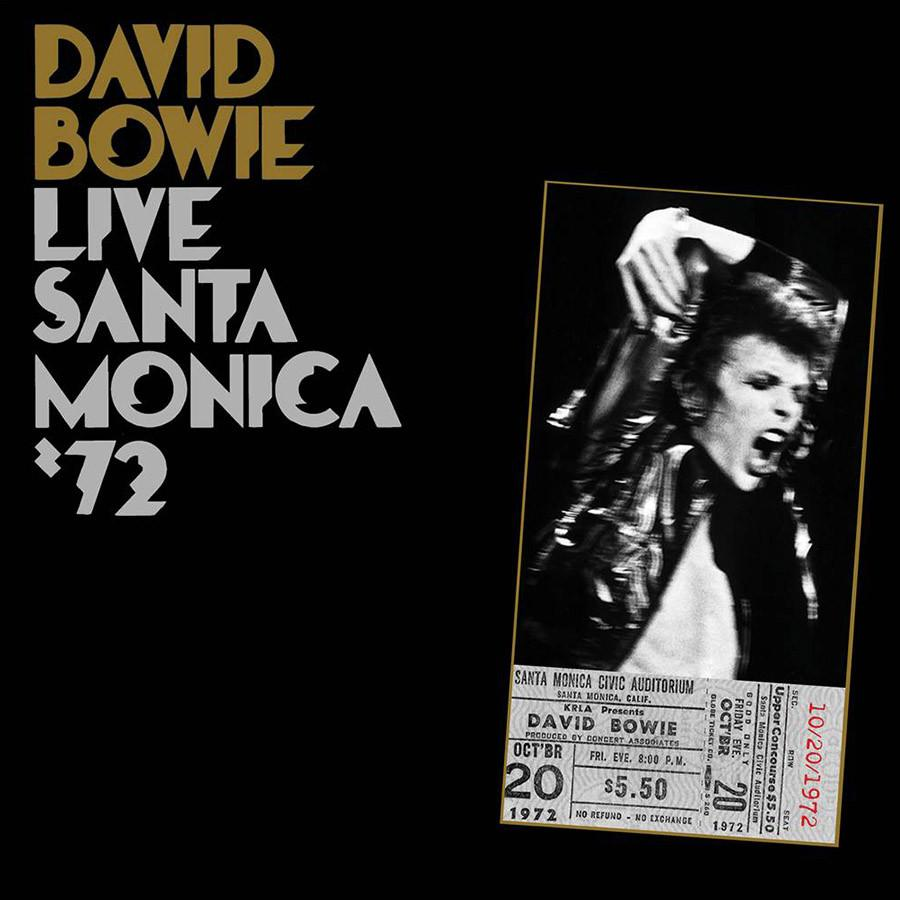 David Bowie - Live Santa Monica' 72 - Drift Records