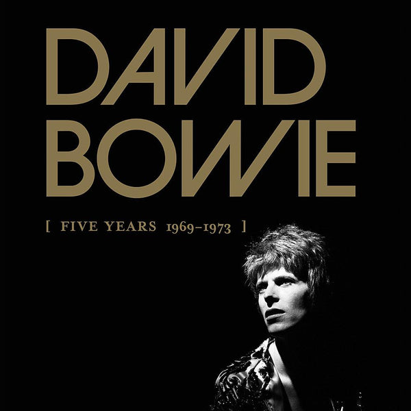 David Bowie - Five Years 1969 -1973 - Drift Records