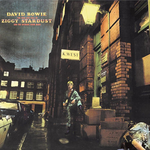 David Bowie - The Rise and Fall of Ziggy Stardust and the Spiders from Mars - Drift Records