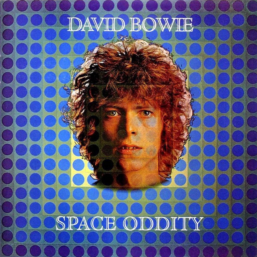 David Bowie - David Bowie (aka Space Oddity) - Drift Records