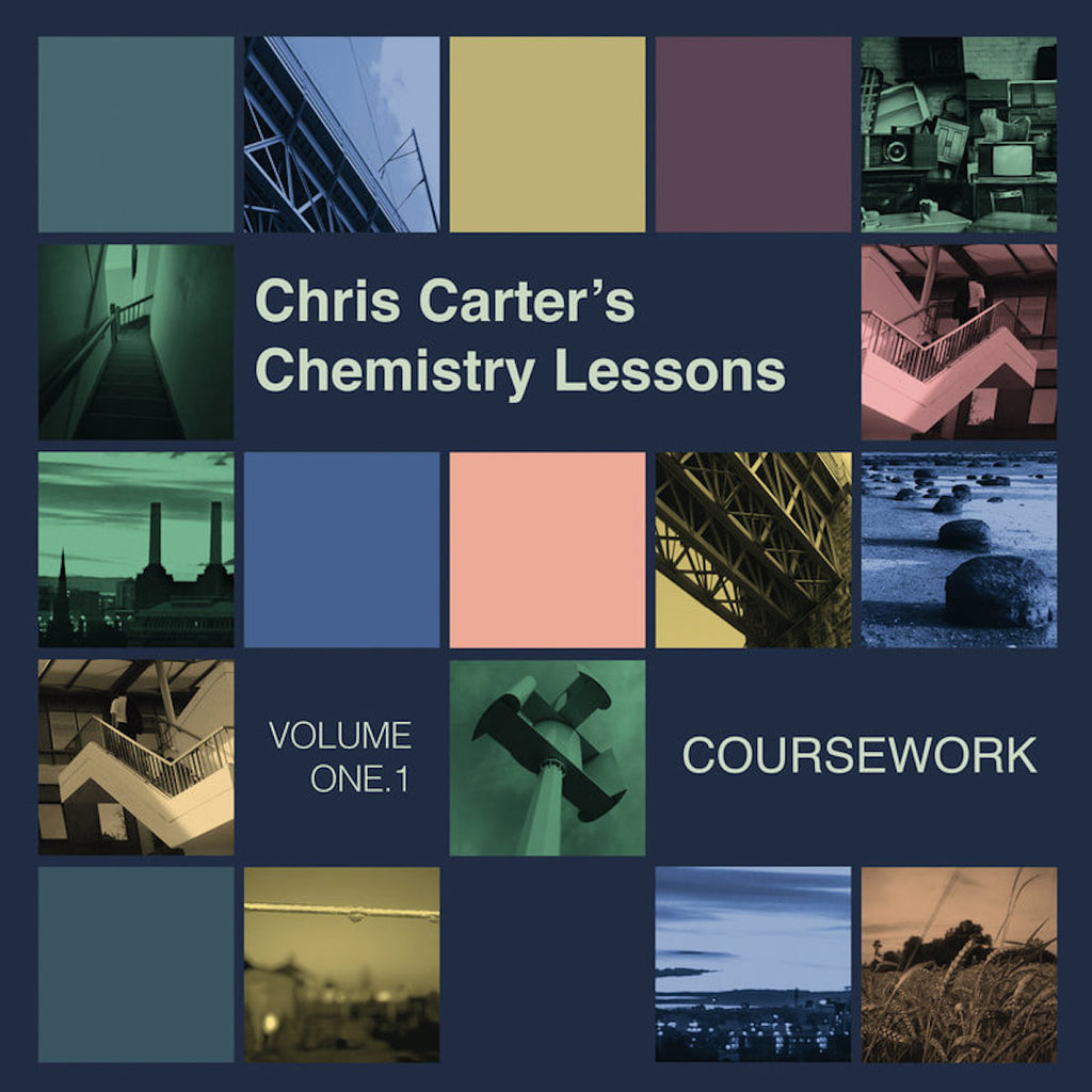 Chris Carter - Chemistry Lessons Volume 1.1 : Coursework