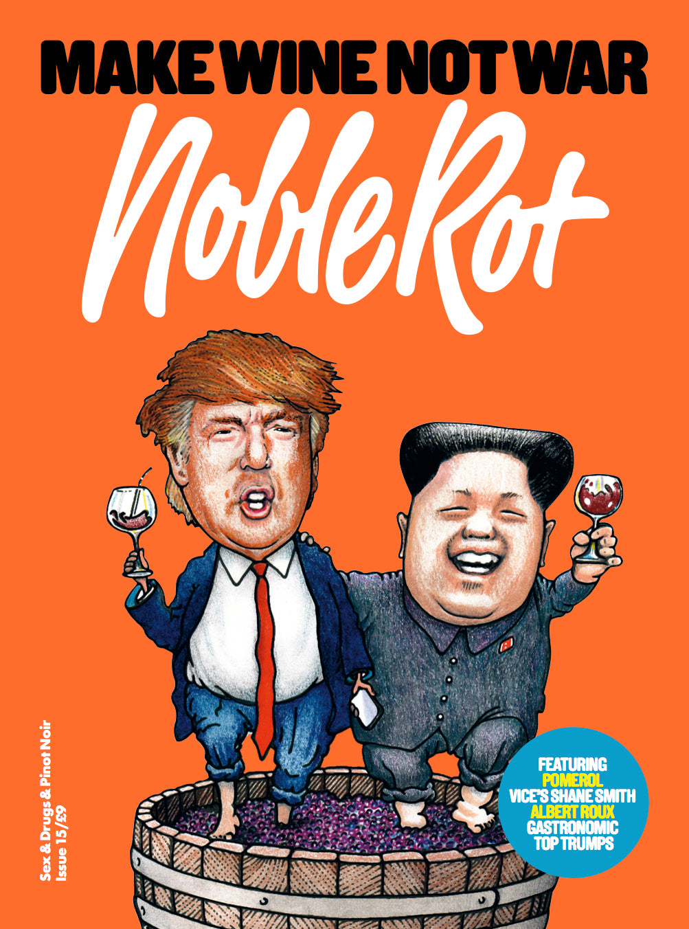Noble Rot - Issue 15