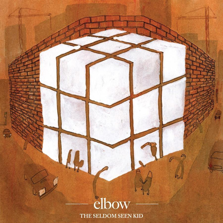 Elbow - The Seldom Seen Kid - Drift Records
