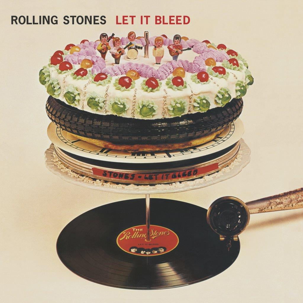 The Rolling Stones - Let It Bleed 50th Anniversary Edition