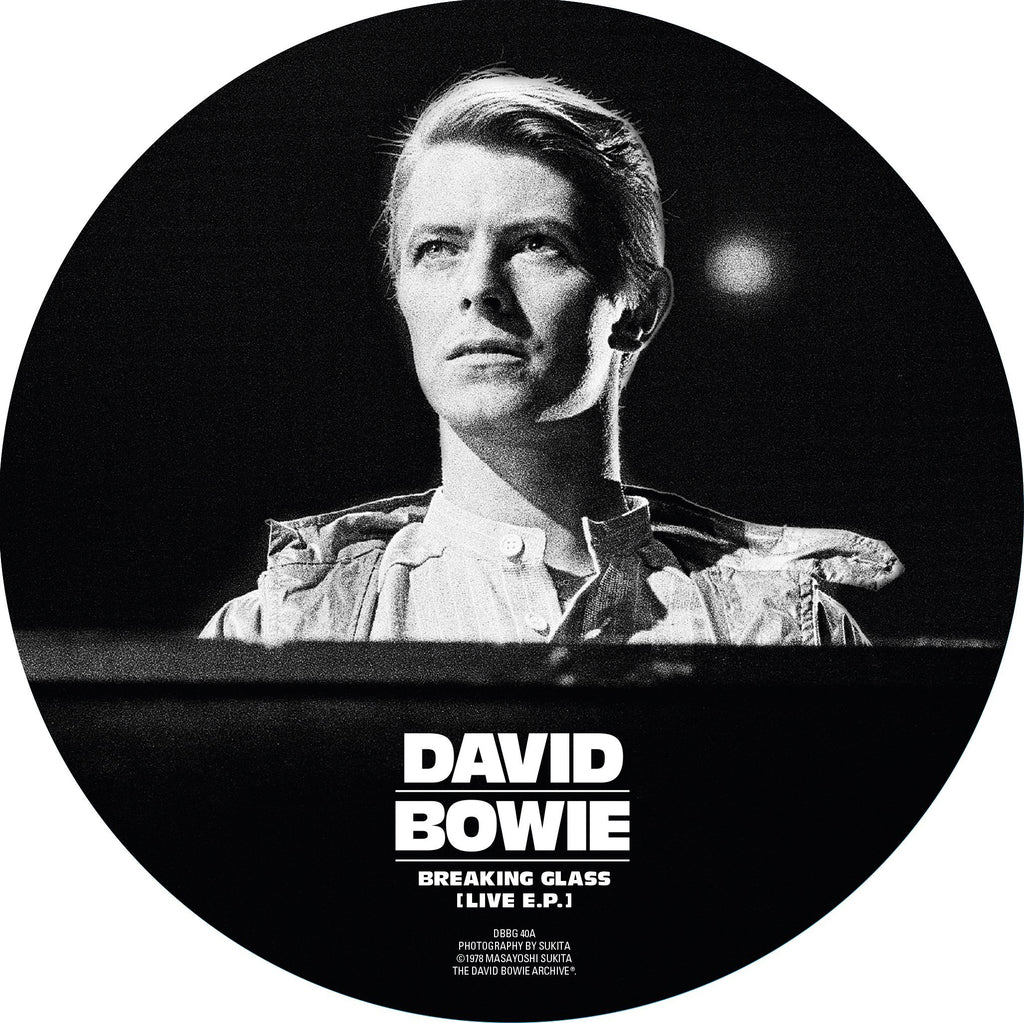 "David Bowie - Breaking Glass [40th Anniversary 7"" Picture Disc]"