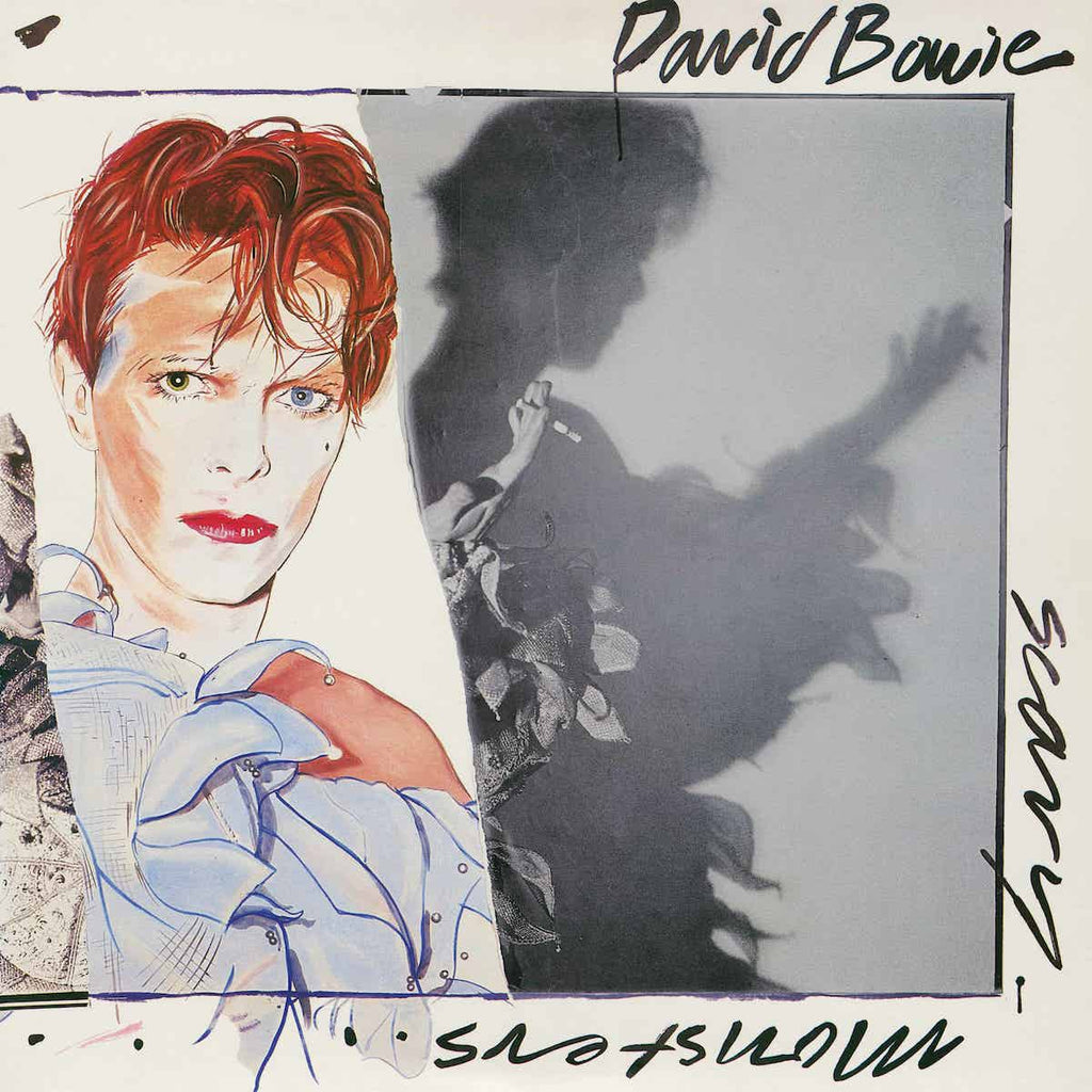 David Bowie - Scary Monsters [And Super Creeps] - Drift Records