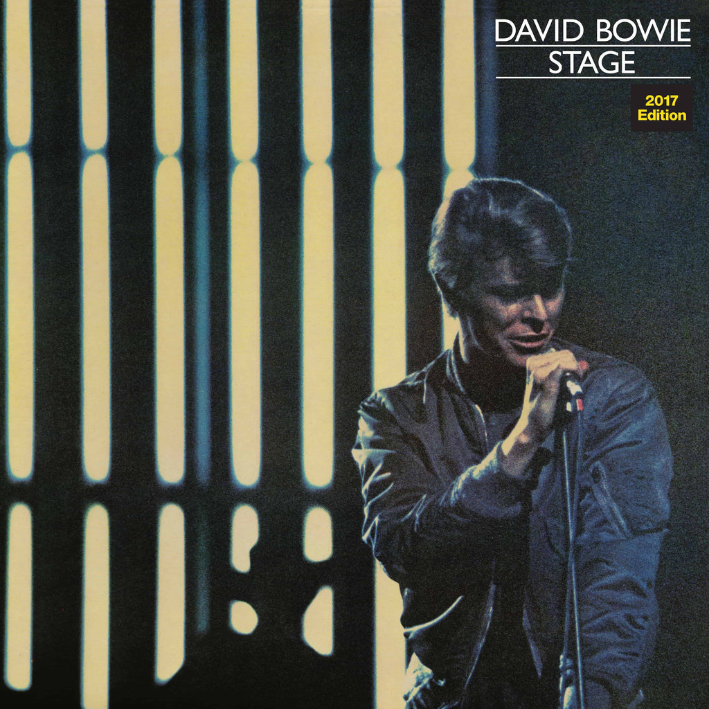 David Bowie - Stage [2017] - Drift Records