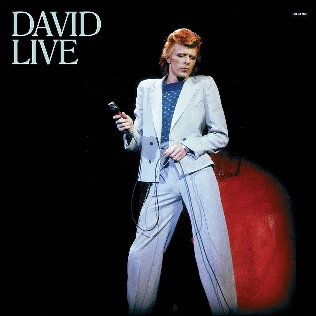 David Bowie - David Live (2005 mix) - Drift Records