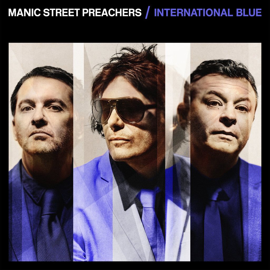 "Manic Street Preachers - International Blue [7"" Single]"