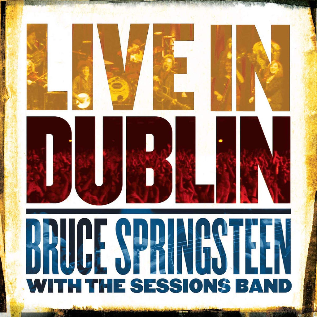 Bruce Springsteen - Live in Dublin [2020 Repress]